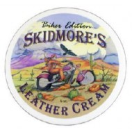 Skidmore's Biker Edition Beeswax Leather Cream (large 6oz)